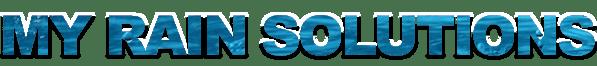 My Rain Solutions Logo